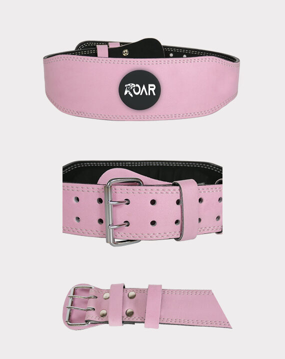 pink-leather-belt